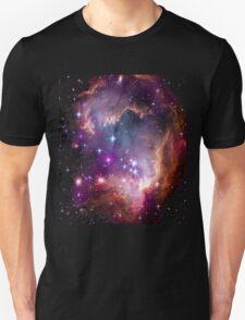 Colorful Galaxy Pattern Unisex T-Shirt