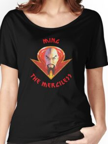 Ming the Merciless - Solo Red Variant  Women's Relaxed Fit T-Shirt