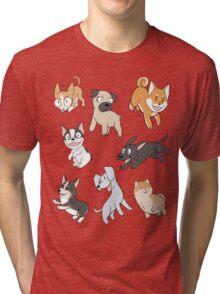 Dog Love!  Tri-blend T-Shirt