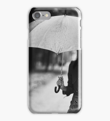 Rainy day iPhone Case/Skin