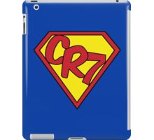 -SPORTS- CR7 Superman Style iPad Case/Skin