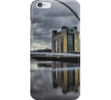 Gateshead Millennium Bridge iPhone Case/Skin