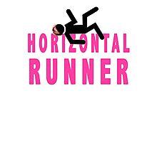 Horizontal Runner Photographic Print