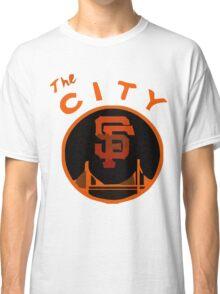 THE CITY SAN FRANCISCO Classic T-Shirt