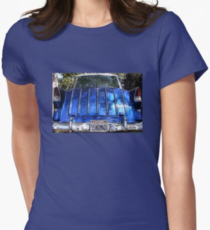 55 Nomad Womens Fitted T-Shirt