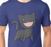 Black Cat Love! Unisex T-Shirt