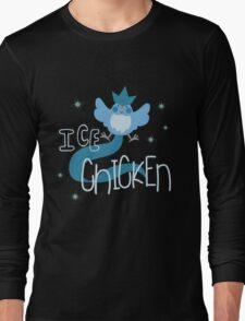 Ice Chicken Long Sleeve T-Shirt