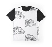 Turtle and its Pal Graphic T-Shirt