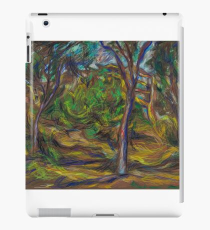 Out of Town Landscape  iPad Case/Skin