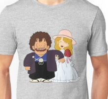 Slump's wedding Unisex T-Shirt