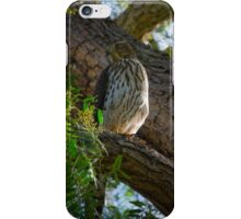 Hunting from the shadows iPhone Case/Skin