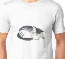Curl Up Unisex T-Shirt