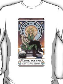 Silence Will Fall: The River's Pietà T-Shirt