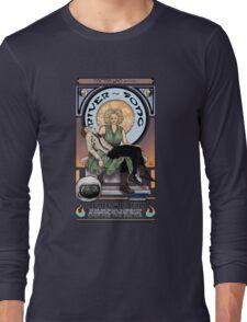 Silence Will Fall: The River's Pietà Long Sleeve T-Shirt