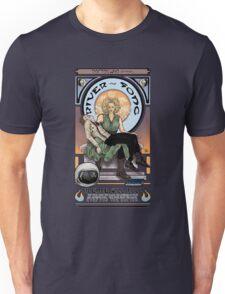 Silence Will Fall: The River's Pietà Unisex T-Shirt