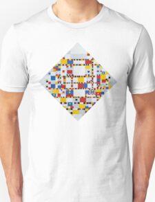 Mondrian Unisex T-Shirt