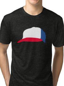 ST Hat  Tri-blend T-Shirt