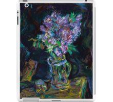 Lilac iPad Case/Skin