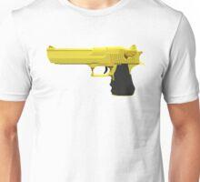 Desert Eagle Gold Unisex T-Shirt