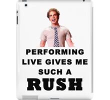 Benji - Performing Live Quote iPad Case/Skin