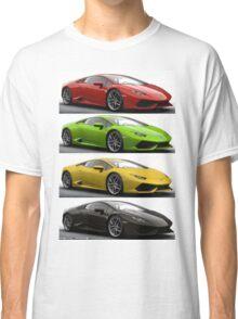 Four Lambo Classic T-Shirt