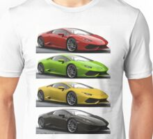 Four Lambo Unisex T-Shirt