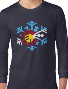 Colorado Snow Long Sleeve T-Shirt