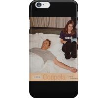 Bill Murray and Sofia Coppola Lost in Translation iPhone Case/Skin