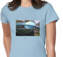 Stingray Womens Fitted T-Shirt