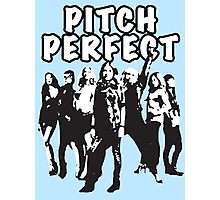 Pitch Perfect Cast Edit Photographic Print