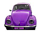 My bug - purple by missmoneypenny