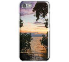 Palawan Mangrove Sunset Philippines iPhone Case/Skin
