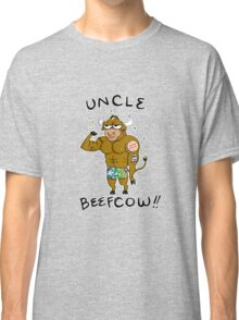 Uncle Beefcow Classic T-Shirt