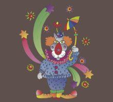 Nosey clown One Piece - Short Sleeve