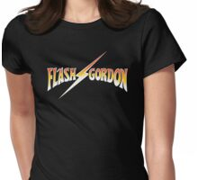 Flash Gordon - Bolt Variant Womens Fitted T-Shirt