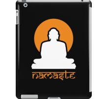Buddha Rising Sun Namaste iPad Case/Skin