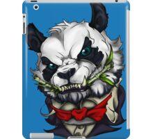 Panda vampire iPad Case/Skin