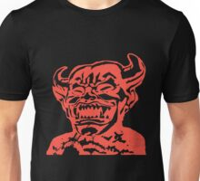 Scary Demon Unisex T-Shirt