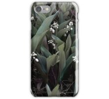 Lilies of the Valley Mindscape No 1 iPhone Case/Skin