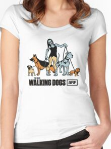 Walker Women's Fitted Scoop T-Shirt