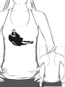 Mermaid Dancing Logo T-Shirt