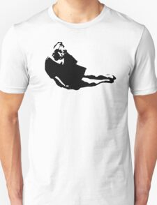 Mermaid Dancing Logo Unisex T-Shirt