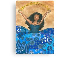 My Love is too Magical... Canvas Print