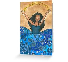 My Love is too Magical... Greeting Card