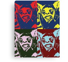 Four of a Kind #2 Canvas Print