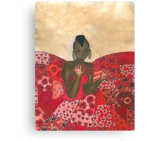 My Love is too Complicated... Canvas Print