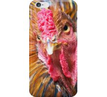 Domestic Cock iPhone Case/Skin