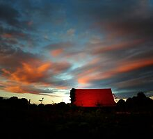 THE LITTLE RED HOUSE by leonie7