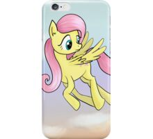 """Fluttershy ~ """"New Heights"""" iPhone Case/Skin"""