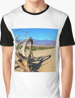 Death Valley Dead Wood Graphic T-Shirt